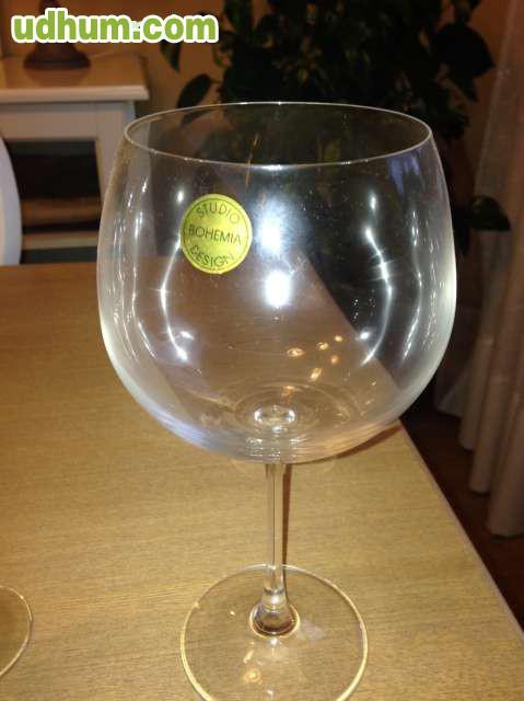Cristaler a copas 30 para regalo navidad for Cristaleria copas