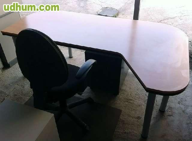 Mesa de oficina segunda mano madrid for Mobiliario de oficina segunda mano madrid