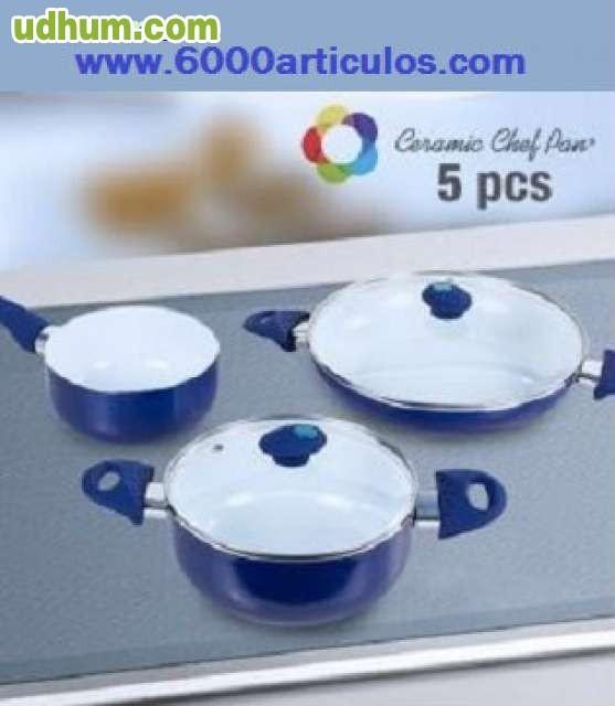 Juego de cocina ceramica - Cocina facil manises ...