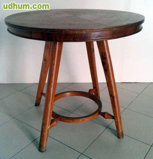 Mesa de madera rectangular segunda mano for Mesa jardin segunda mano