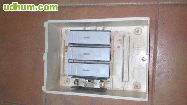 Caja general de protecci n 100 a 1 - La casa del electricista bilbao ...