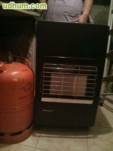 Estufa de gas 28 - Estufas pequenas de gas ...