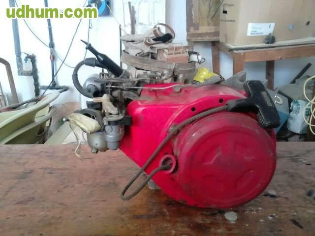 vendo motor de mula mecanica honda