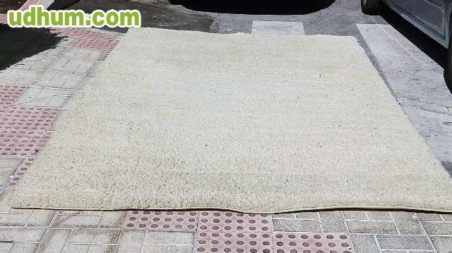 alfombra beig borrego On alfombras de borrego