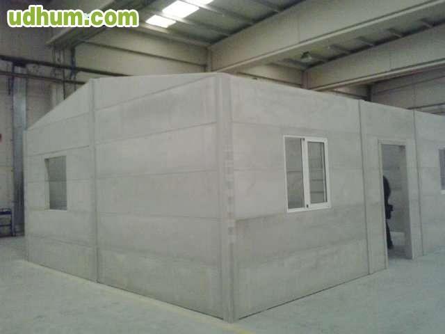 Nuevo sistema de casas prefabricadas for Casetas de huerto
