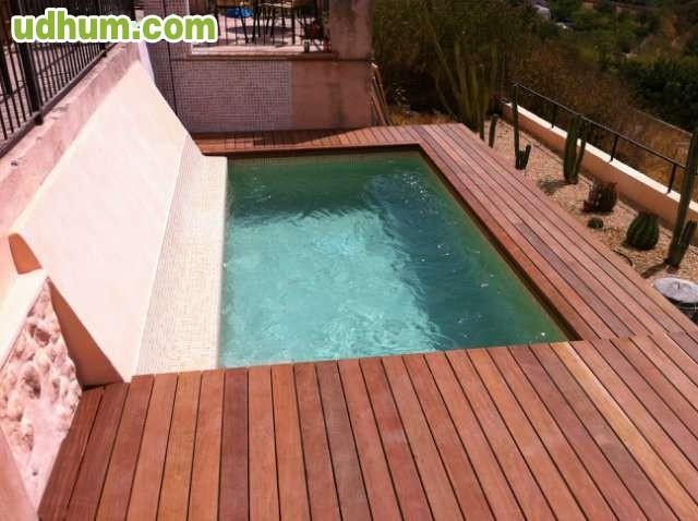 Proyecto construcci n vivienda mallorca for Construccion de piscinas en mallorca
