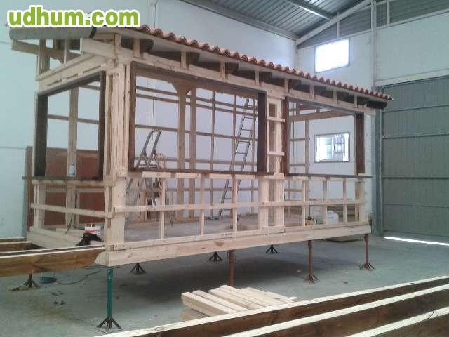 Casas moviles de madera ramirez tapias - Casas moviles de madera ...
