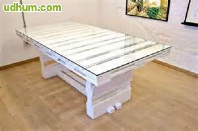 Muebles de palets reciclados 1 - Muebles de palets reciclados ...