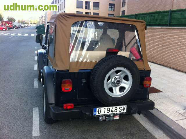 jeep wrangler 2 5 cabrio. Black Bedroom Furniture Sets. Home Design Ideas