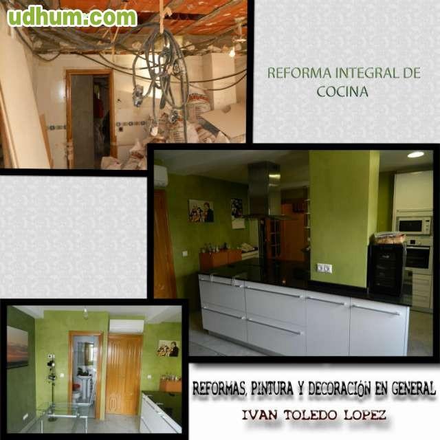 Reformas integrales pintura y decoracion for Reformas y decoracion