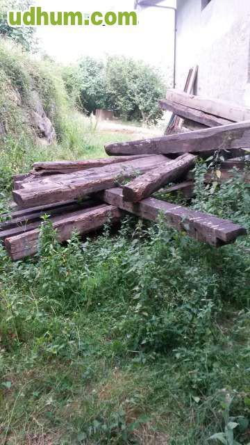 Vigas de madera antigua - Vigas de roble antiguas ...