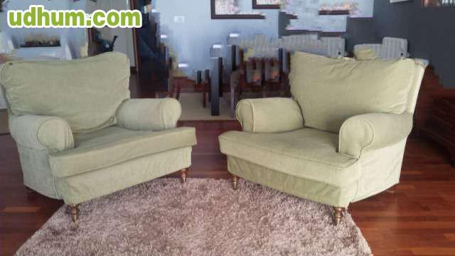Pareja de sillones muy c modos - Ka internacional sofas ...
