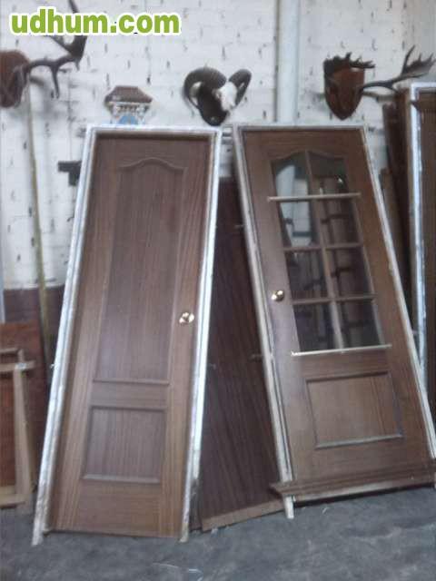 Oferta puertas de madera maciza for Puertas de madera en oferta