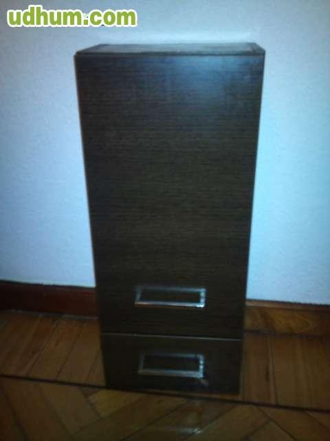 Armarios De Baño Romi:conjunto de espejo y armario de baño de madera de wengue espejo con