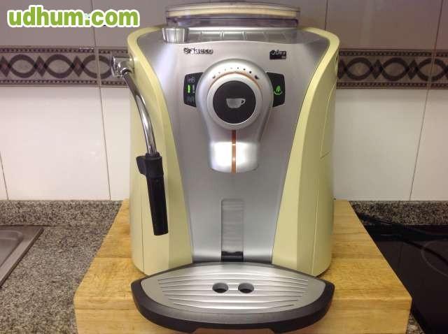 Cafetera saeco automaticas - Cafetera con molinillo incorporado ...