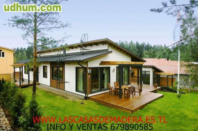 Casas de madera consulte stock - Casas prefabricadas en navarra ...