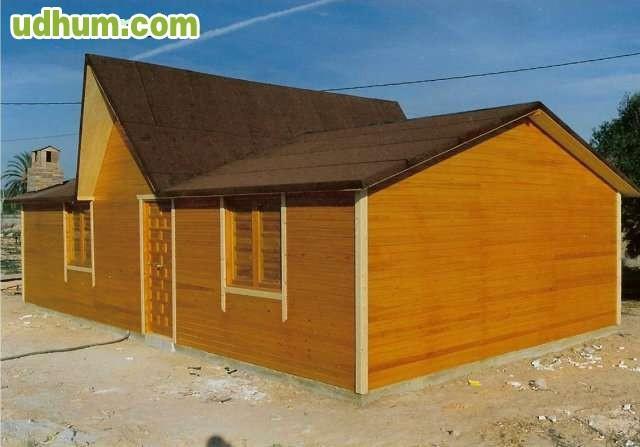 Casas de madera economicas toda espa a - Casa madera economica ...