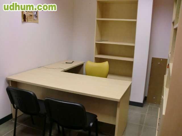Mobiliario para oficinas y despachos for Mobiliario para despachos