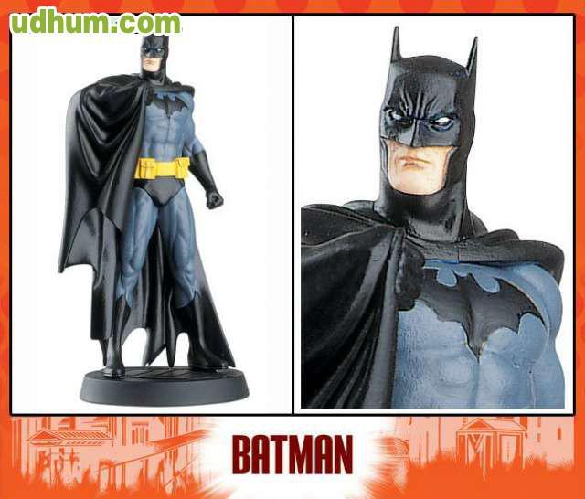 Figuras altaya batman robin for Figuras marvel altaya