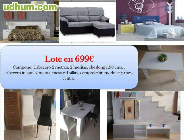 Oferta amuebla tu piso por 699 1 - Amuebla tu piso completo ...