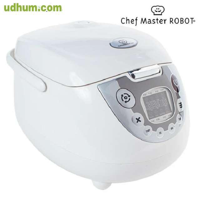 Robot de cocina chef master 4 - Robot de cocina chef titanium ...