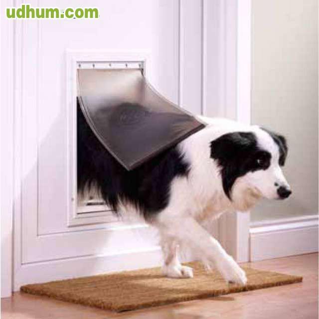 Puerta para perros petsafe staywell 640m for Puertas perros medianos
