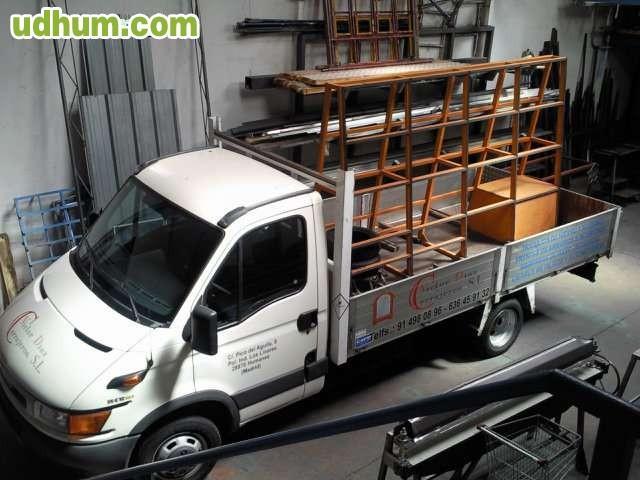 Carpinter a de aluminio persianas pvc - Carpinteria leganes ...