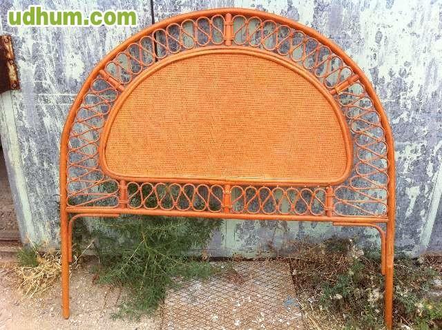 Cabecero de bambu cama 90 105 120 - Cabecero de bambu ...