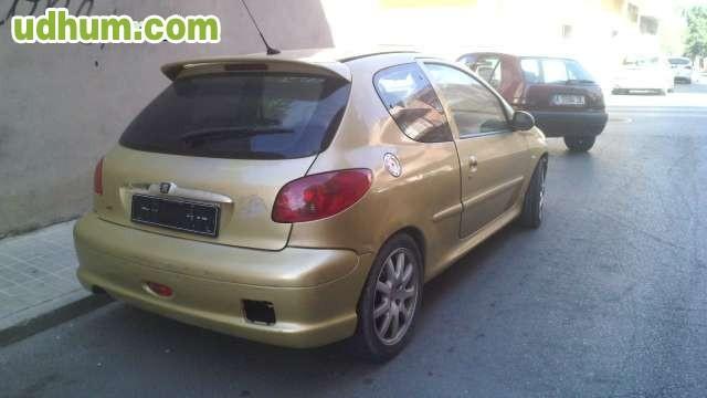 Peugeot gti 1 - Alfombras peugeot 206 ...