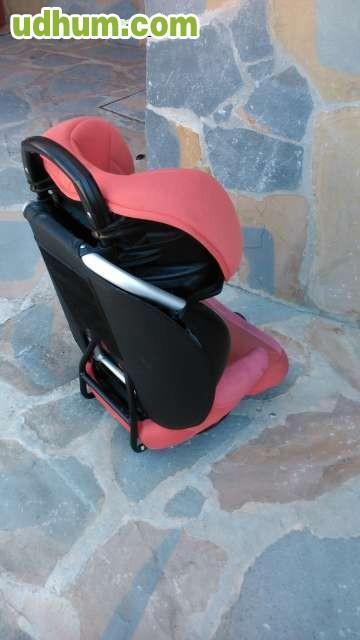 Silla de seguridad para el coche for Sillas seguridad coche