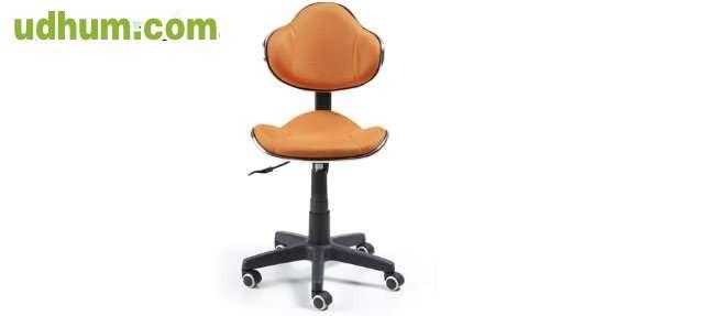 Silla oficina econ mica y funcional for Sillas comodas y economicas