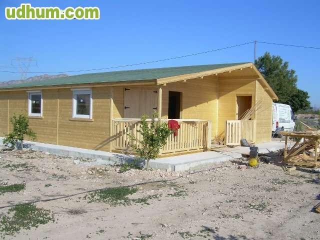 Casa prefabricada de madera modelo fran - Busco casa prefabricada ...