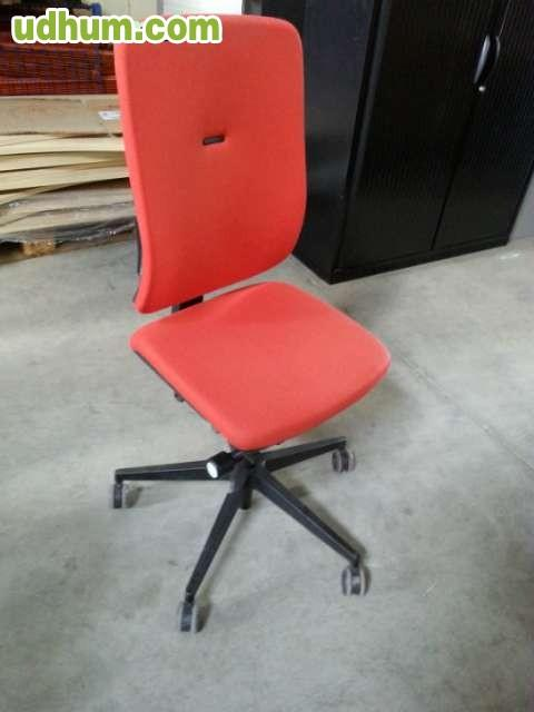 Sillas oficina a precio de saldo for Precios de sillas para oficina