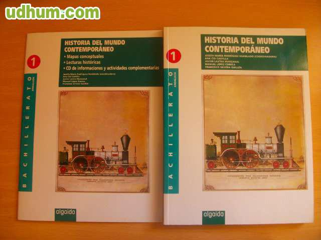 Historia del mundo contempor neo 150 for Caracteristicas del contemporaneo