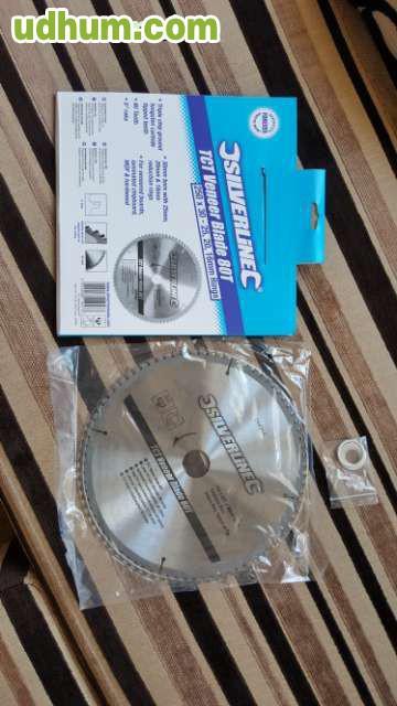Disco madera ingletadora - Discos para ingletadora ...