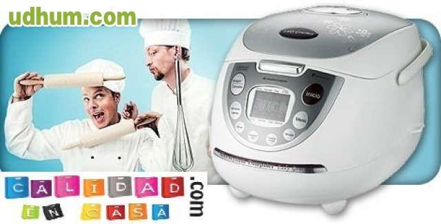 Robot de cocina multicooker superchef - Robot de cocina superchef ...