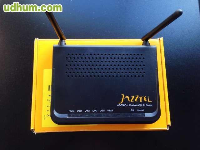 Router wifi jazztel 2 for Oficina jazztel