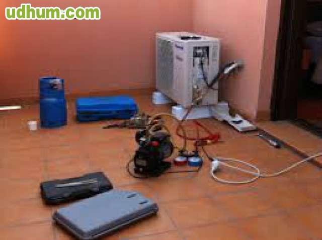 Instalador de climatizaci n for Instalacion aire acondicionado sevilla