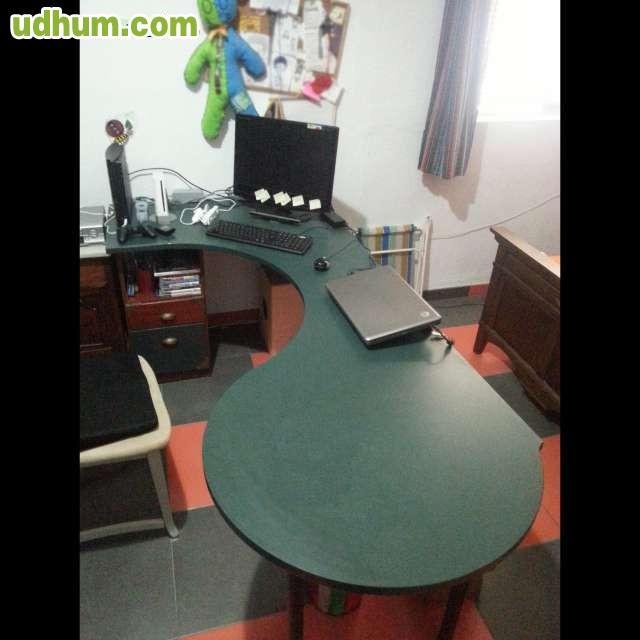 Escritorio segunda mano for Silla escritorio segunda mano