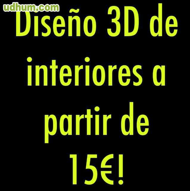 Dise o interiores 3d y reformas for Diseno interiores 3d