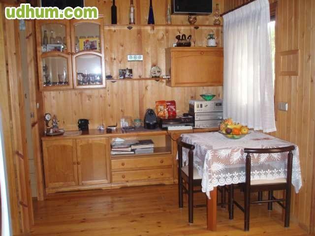 Casa de madera oferta for Oferta casa madera