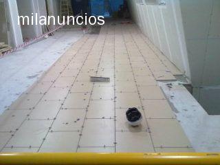 Reforma paleta alicatador alba il for Albanil barcelona