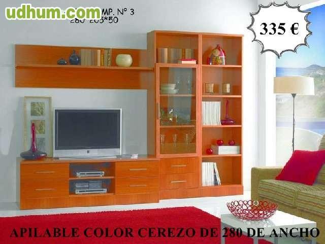 Armarios baratos en diferentes colores for Muebles ledesma