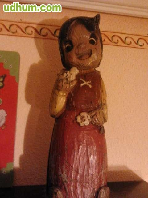 Botellero antiguo de madera heidi - Botelleros de obra ...