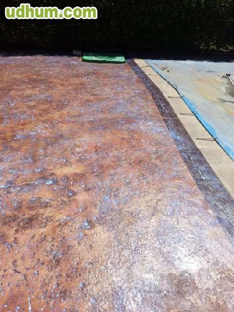 Pavimento de hormigon impreso y pulido 72 - Pavimento hormigon pulido ...