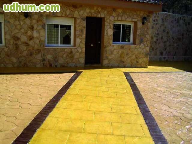 Pavimento de hormigon impreso 106 for Pavimento de hormigon tarragona