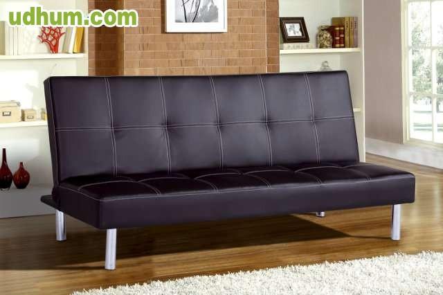 Sof cama 169 muebles 1 click for Muebles 1 click palmones