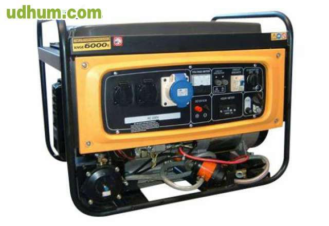 Generador a gas kipor de 5 kva - Generador a gas ...