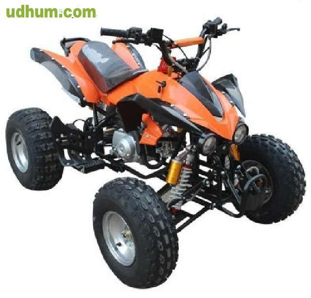 quad foosh nitro 125cc semiauto. Black Bedroom Furniture Sets. Home Design Ideas
