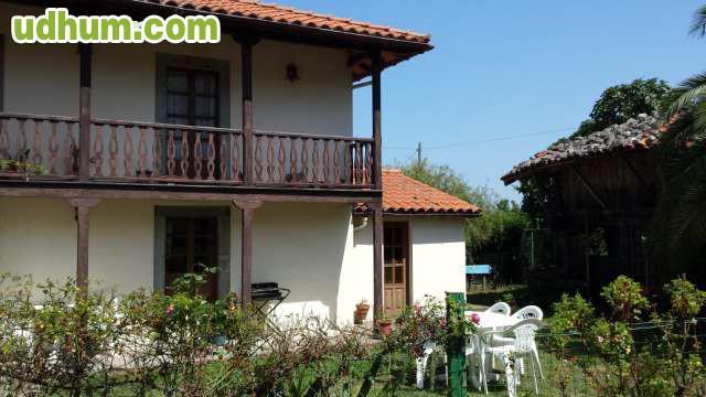 Casa con encanto con jard n asturias for Casa jardin asturias
